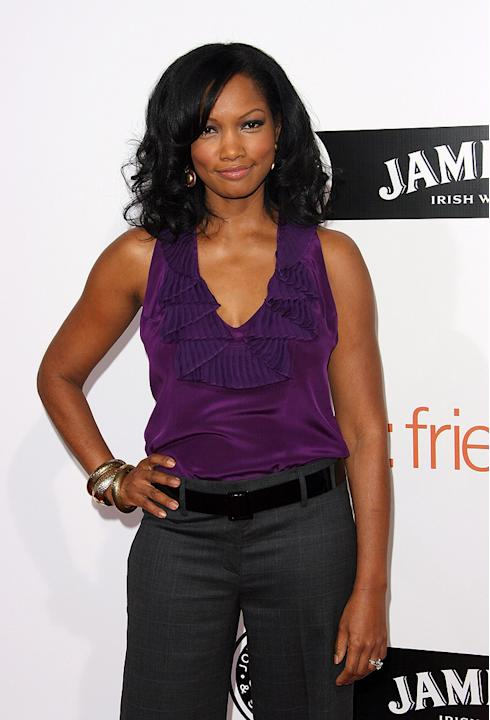 My Best Friends Girl LA Premiere 2008 Garcelle Beauvais