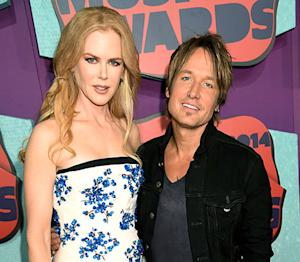 """Keith Urban: """"Very Blessed"""" That Wife Nicole Kidman Staged an Intervention"""