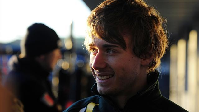 Formula 1 - Pic gets Lotus number three role