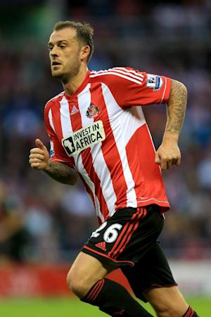 Steven Fletcher scored the second of Sunderland's three goals against Reading