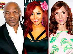 April Fools'! Snooki Elopes, Mike Tyson Removes Face Tattoo And Other Celebrities Prank Fans