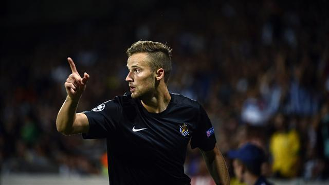 Champions League - Real Sociedad and Zenit secure wins