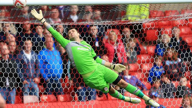 Championship: Cardiff knocked off top spot after loss at Forest