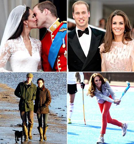 What Kate Middleton and Prince William Are Doing for Wedding Anniversary