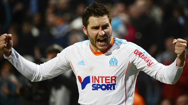 Ligue 1 - Gignac on target as Marseille beat Evian