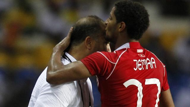 African Cup of Nations - Injury rules out Tunisia striker Jemaa
