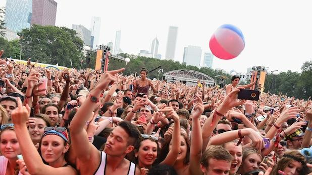 Lollapalooza 2014 Scene and Heard: What It's Like Here in Chicago