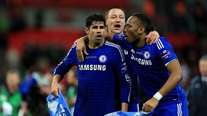 Premier League - Chelsea could be without Costa, Drogba and Remy for Arsenal trip