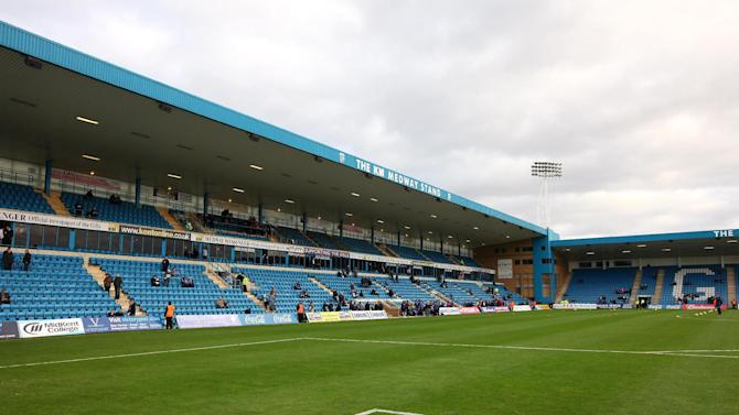 Gillingham have been kicked out of their training ground by Medway Council