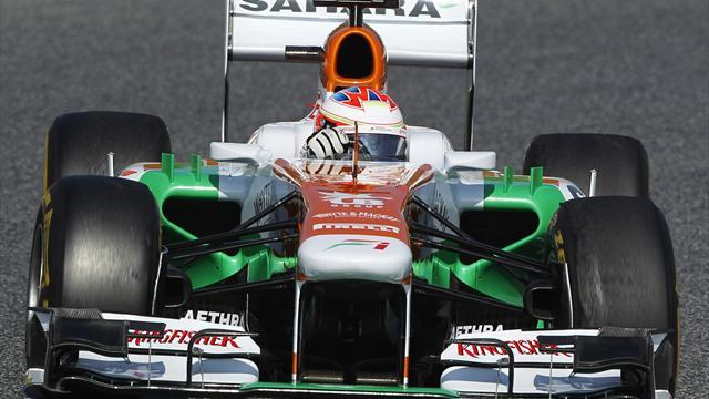 Formula 1 - Force India opposing Pirelli alterations