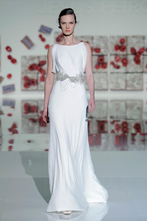 Barcelona Bridal Fashion Week: Jesús Peiró