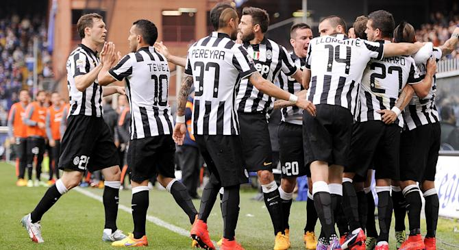 Video: Sampdoria vs Juventus