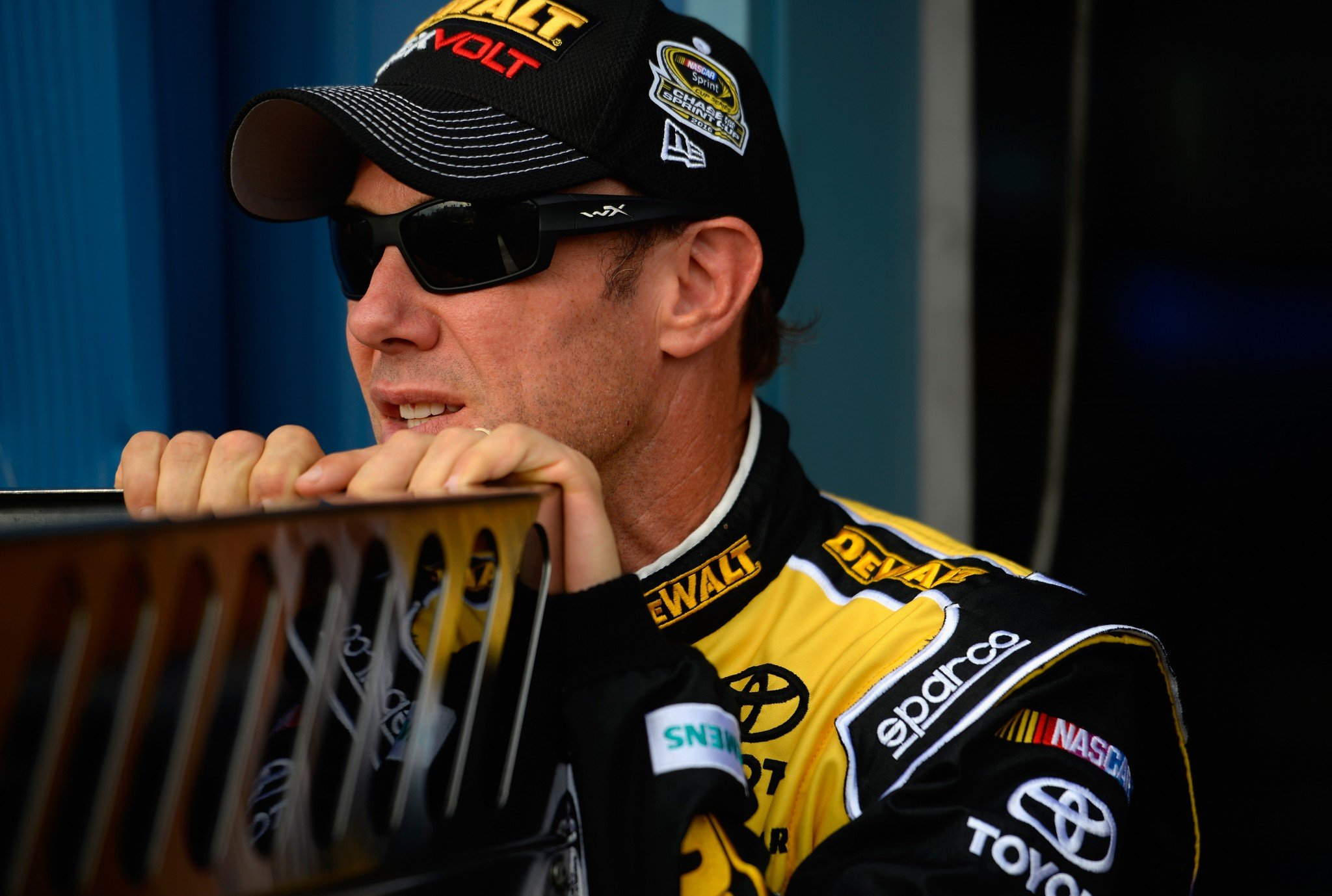 Matt Kenseth finished 9th at Chicago on Sunday (Getty).