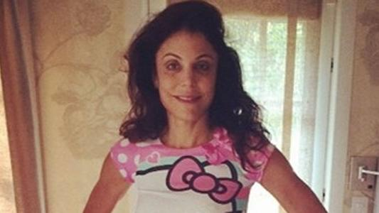 Bethenny Frankel Causes Controversy By Wearing 4-Year-Old Daughter's Pajamas