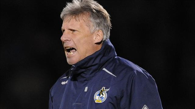League Two - Ward worries for Bristol Rovers
