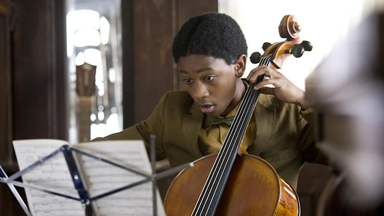 The Soloist Production Stills 2008 DreamWorks Justin Martin