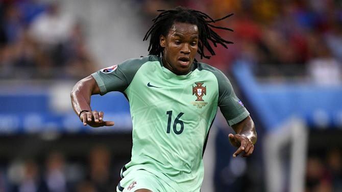 Sanches withdrawn from Portugal squad