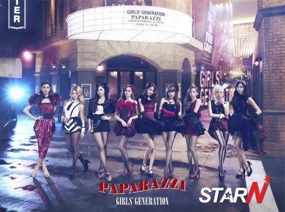 Girls' Generation's 'PAPARAZZI' to be released in Korea