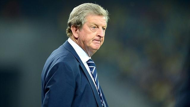 World Cup - Hodgson rejects Lineker criticism