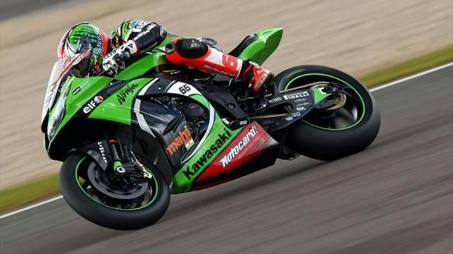 Superbikes - Donington WSBK: Sykes leads second qualifying