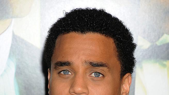 Takers LA Premiere 2010 Michael Ealy
