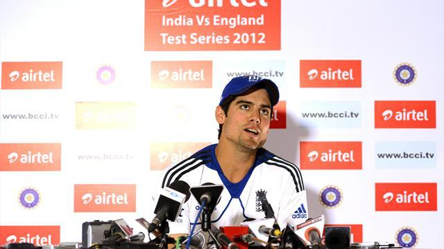 Cricket - Cook: We worked our socks off