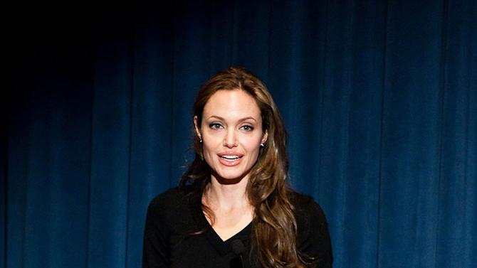 Jolie Angelina Goodwill Ambsdr