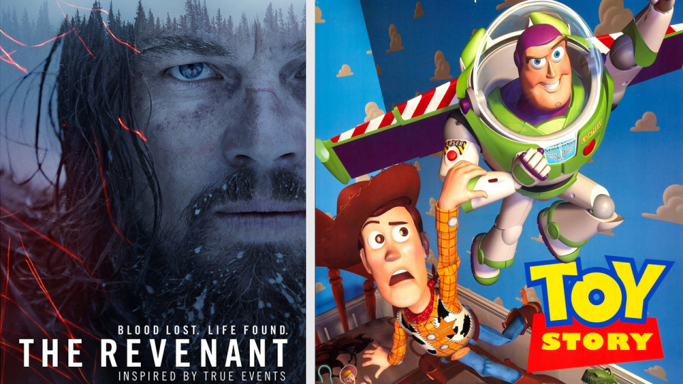 'The Revenant' Star Looks Just Like a 'Toy Story' Character and He Knows It