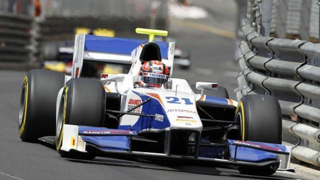 GP2 - Raimondo to make Trident debut