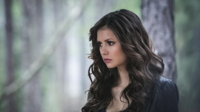 """""""The Vampire Diaries"""" -- """"The Walking Dead"""""""