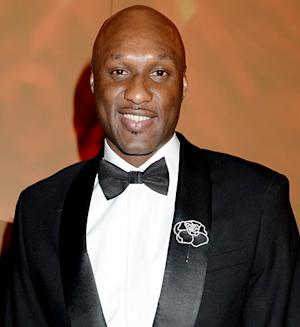 Lamar Odom, Brody Jenner Attend Same Golden Globes After Party at 1OAK Nightclub