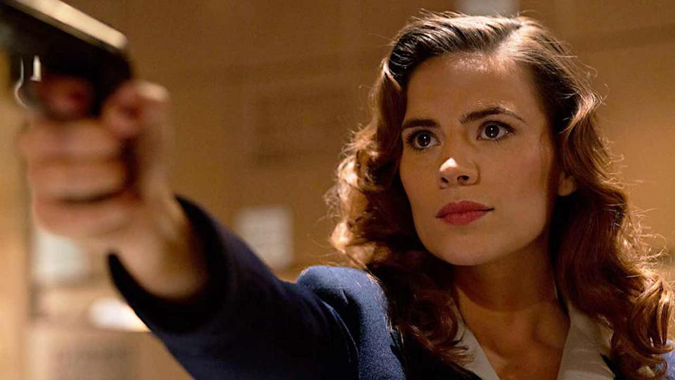 Marvel's Agent Carter One-Shot First Look