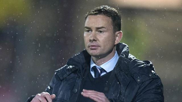 Scottish Premiership - Managers punished over bust-up