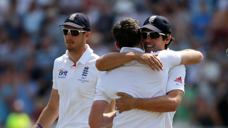 Cricket - First Investec Ashes Test - England v Australia - Day Five - Trent Bridge