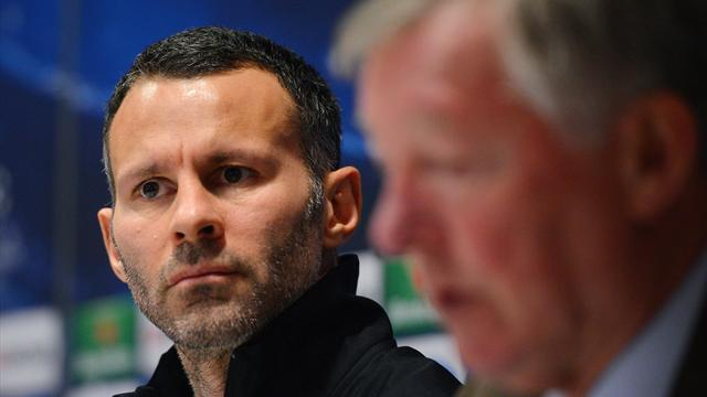 Premier League - Ferguson backs Giggs for United job