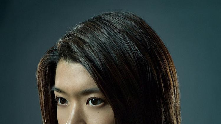 Grace Park stars as Sharon Valerii in Battlestar Galactica on the SciFi Channel.