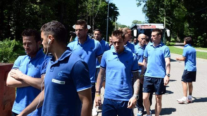 French National Team Players AFP/Getty Images