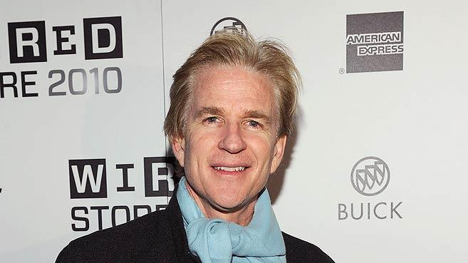 Matthew Modine WIRED Opng