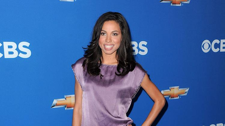 "Jurnee Smollett of ""The Defenders"" arrives at the CBS Fall Season Premiere party at The Colony on September 16, 2010, in Los Angeles."