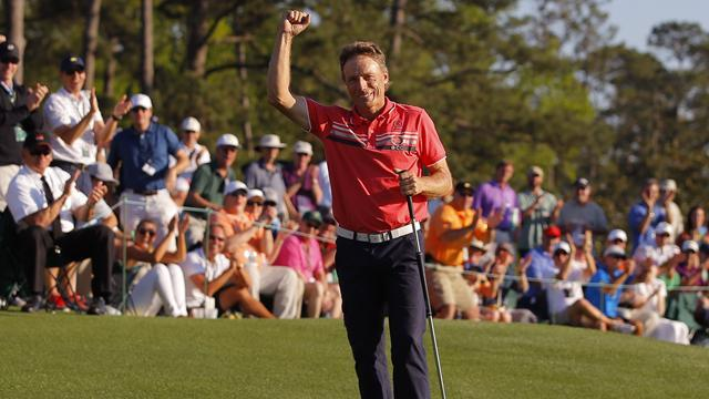 Masters Tournament - Langer: Golden oldies can still win Majors