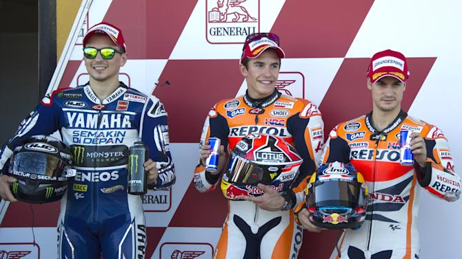 MotoGP of Valencia - Qualifying