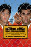Poster of Harold & Kumar Escape From Guantanamo Bay
