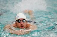 Michael Phelps at the 2012 Charlotte UltraSwim Grand Prix on May 11. Phelps outraced Ryan Lochte in the 200-meter freestyle at the Charlotte UltraSwim but both US favorites for the London Olympics lost out to hometown hero Ricky Berens