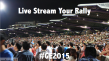 This Website Wants To Live Stream All The Rallies For S'pore's General Elections
