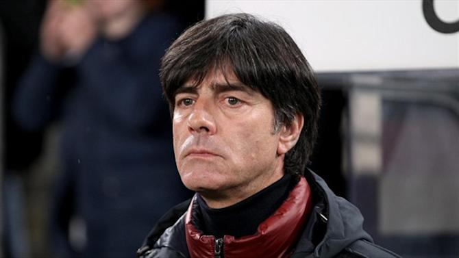 Euro 2016 - German FA confident Loew will stay