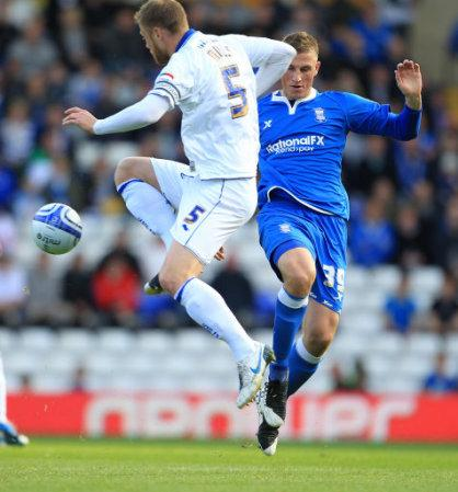 Soccer - npower Football League Championship - Birmingham City v Leicester City - St Andrews