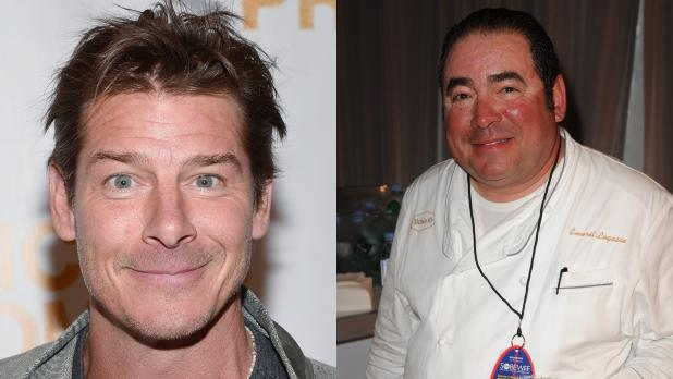 Ty Pennington, Emeril Lagasse Tapped for Mark Burnett's TNT Home Cooking Competition 'On the Menu'