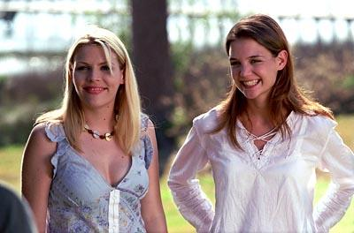 Busy Philipps and Katie Holmes WB's Dawson's Creek