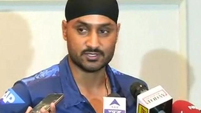 Harbhajan returns to India's Test squad, says happy to make a comeback in test match