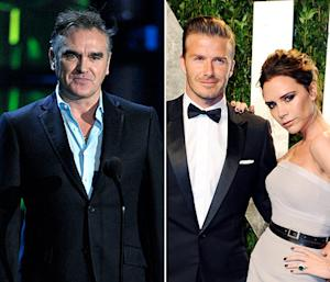 """Morrissey Slams Victoria and David Beckham: """"They Are Insufferable to Anyone of Intelligence"""""""
